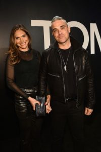 Robbie Williams y Ayda Field son demandados por su exasistente personal Foto: Getty Images