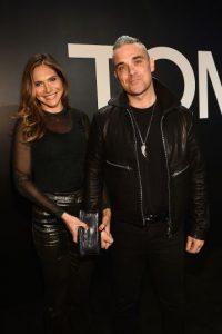 Robbie Williams y Ayda Field son demandados por su exasistente personal Foto:Getty Images