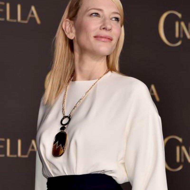 La actriz tiene 18 años de casada y tiene 4 hijos Foto:Getty Images