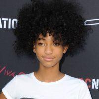 1. Willow Smith, hija de Jada Pinkett Smith. Foto:vía Getty Images