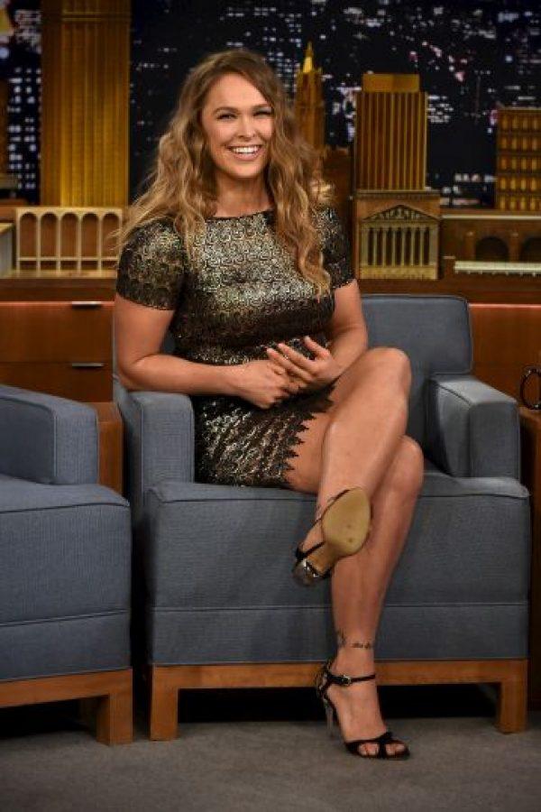 """Como modelo, participó en la revista """"Maxim"""". Foto:Getty Images"""