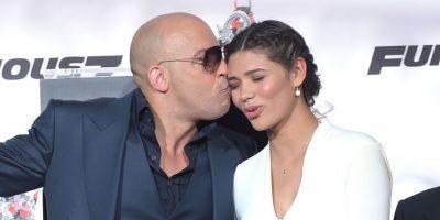 Acusan a Vin Diesel de haberle sido infiel a su pareja