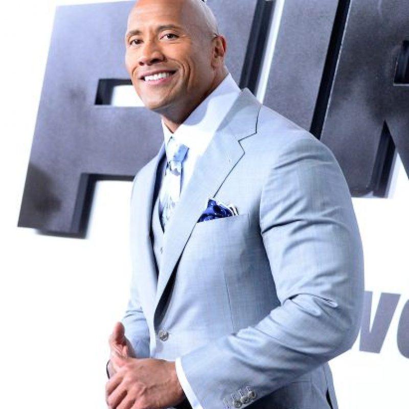 """""""La Roca"""" confesó que seguiría interpretando a """"Luke Hobbs"""" Foto:Getty Images"""