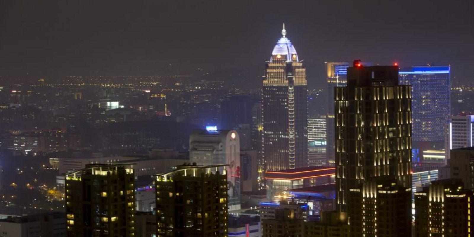 3. Su'ao, Taiwan: 20 de abril. Magnitud 6.4 Foto:Getty Images