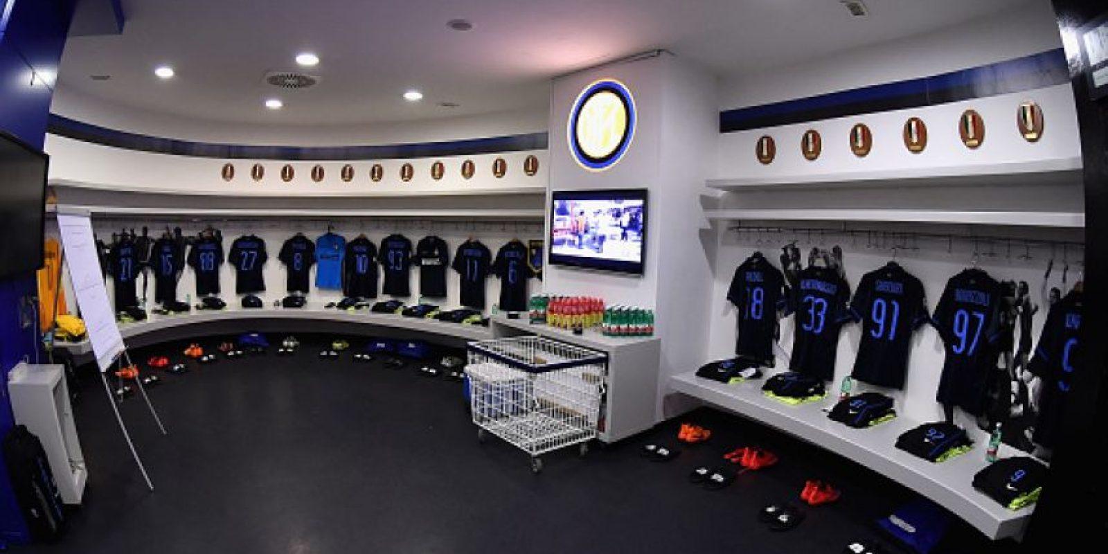 6. Inter de Milán Foto:Getty Images