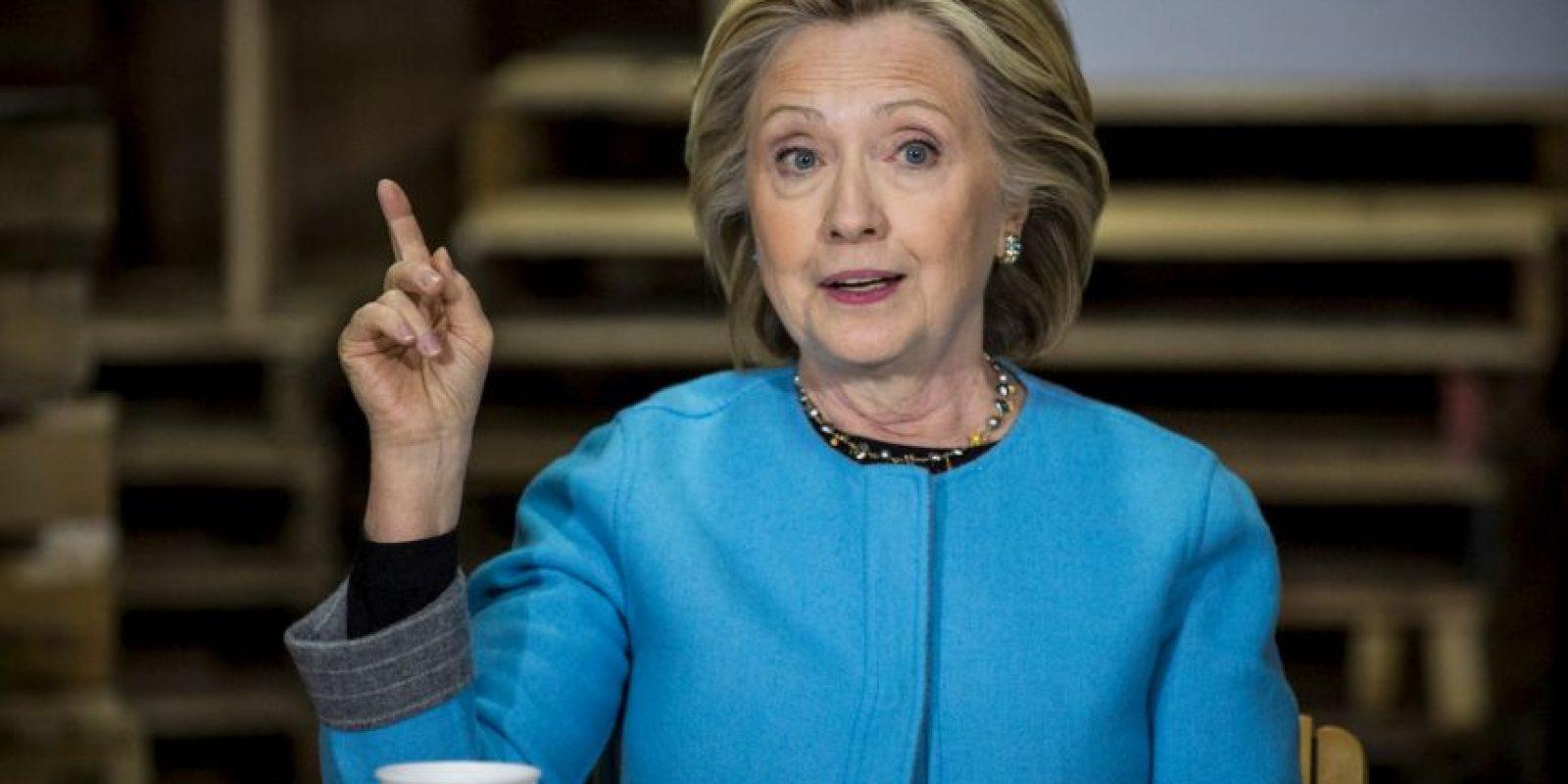Fue senadora del estado de Texas. Foto:Getty Images