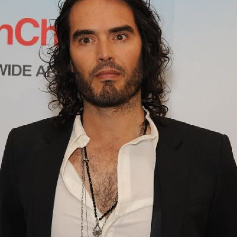 Russell Brand Foto: vía Getty Images