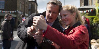 David Cameron, primer ministro de Reino Unido Foto:Getty Images