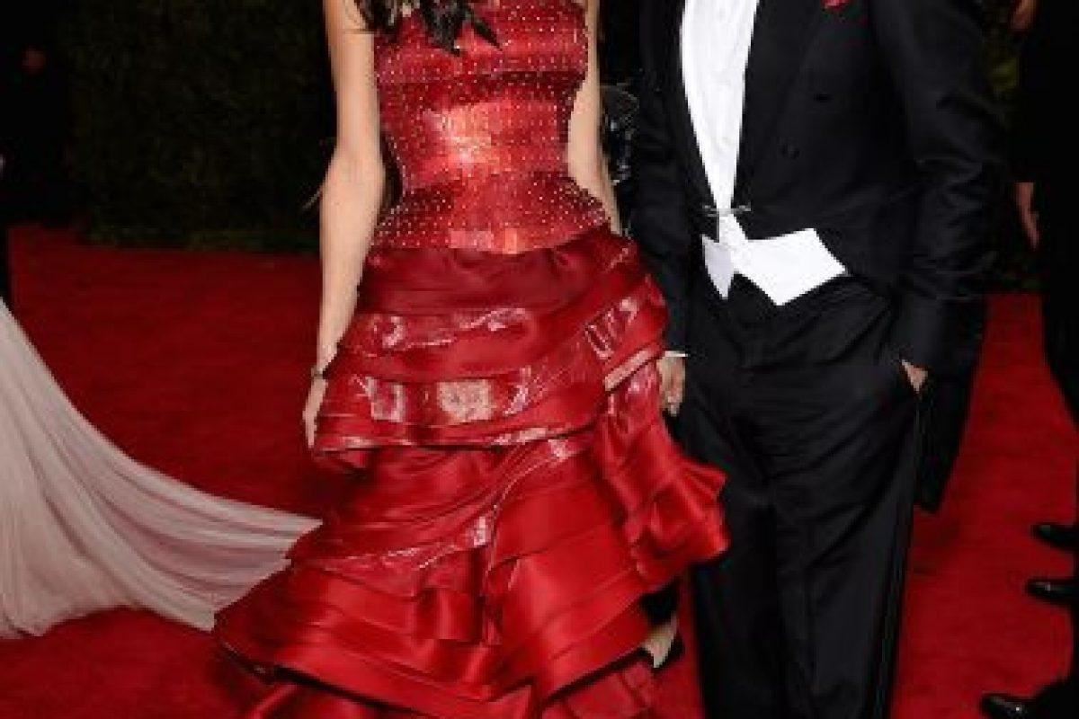 En septiembre de 2014, Clooney reveló haberse casado con Amal en una ceremonia privada Foto:Getty Images