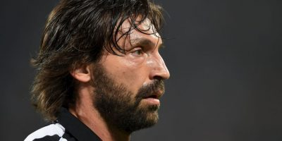 2. Andrea Pirlo Foto: Getty Images