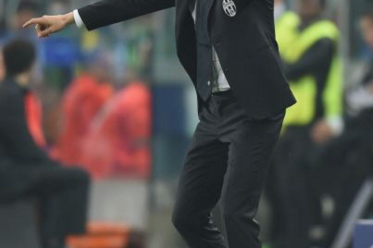 """""""No cambiaremos nuestra forma de jugar ni de defender"""", indicó el DT del combinado italiano, Massimiliano Allegri Foto:Getty Images"""