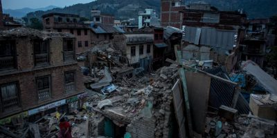 10. Se estima que 8 millones de personas se han visto afectadas por ese terremoto, que es casi el 30% de toda la población. Foto:Getty Images