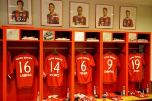 Estadio: Allianz Arena Foto:Getty Images