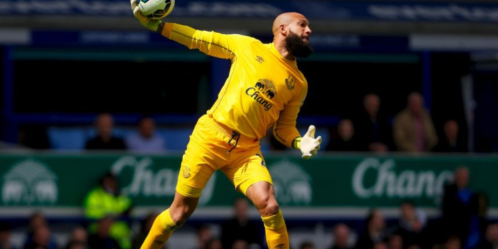 4. Tim Howard Foto: Getty Images