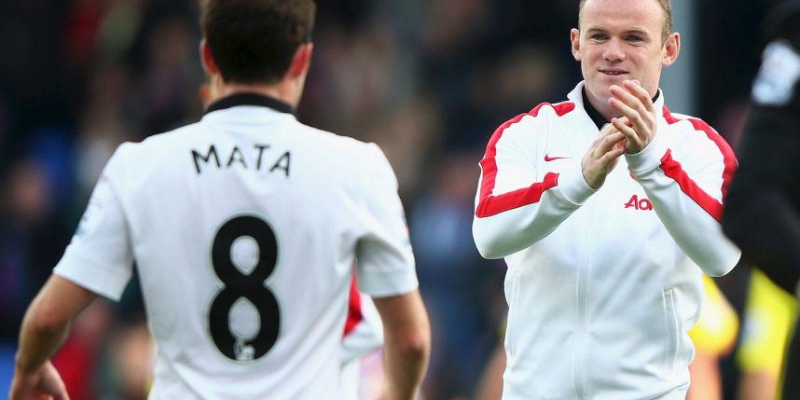 11. Wayne Rooney Foto:Getty Images
