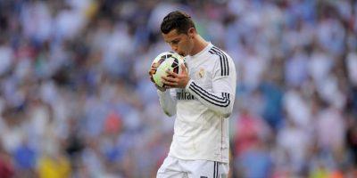 El astro portugués, en marzo pasado, hizo su última declaración ante los medios de comunicación. Foto:Getty Images