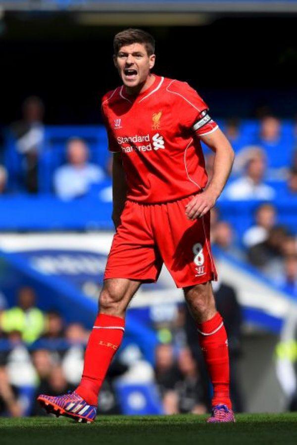 Es el tercer jugador con más partidos disputados con el Liverpool con casi 700 apariciones y el sexto goleador histórico. Foto:Getty Images