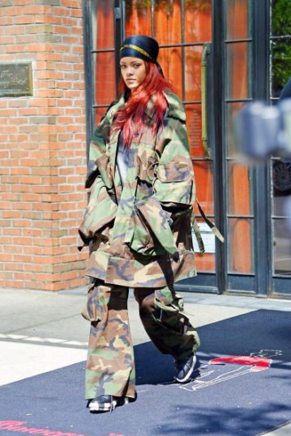 """Rihanna también fue acusada de """"tiranía"""" por uno de sus exempleados. Foto:vía Getty Images"""