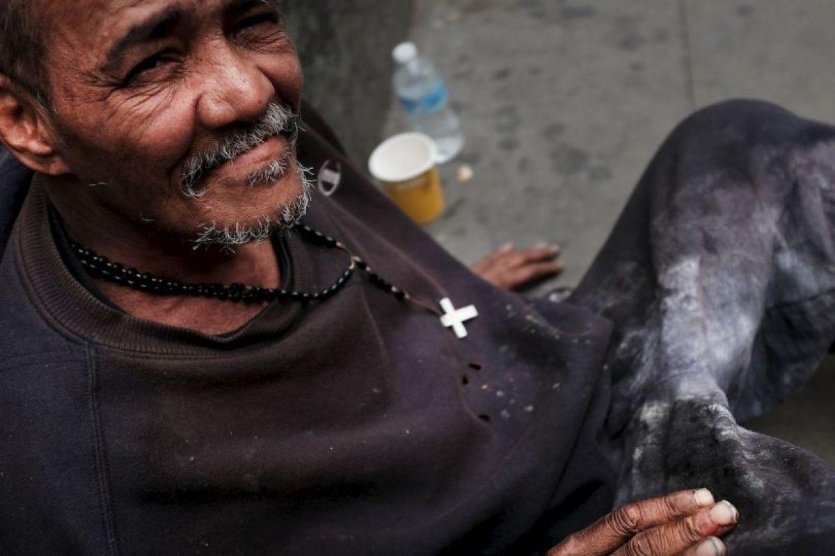 1. En noviembre de 2014, Nueva York registró un total de 60 mil 532 indigentes. Foto:Getty Images