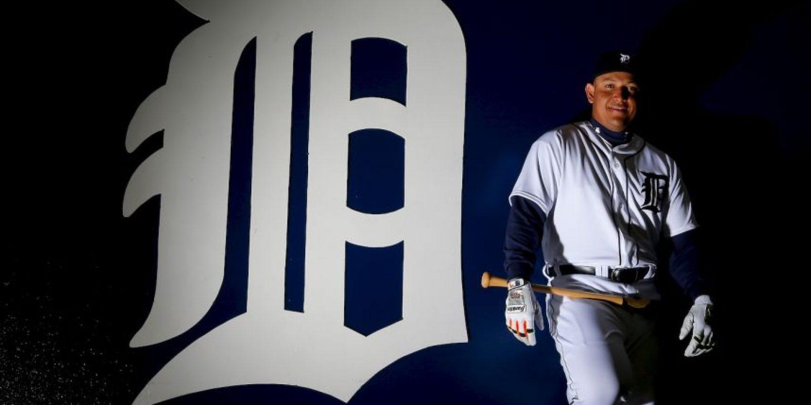 9. Miguel Cabrera Foto:Getty Images