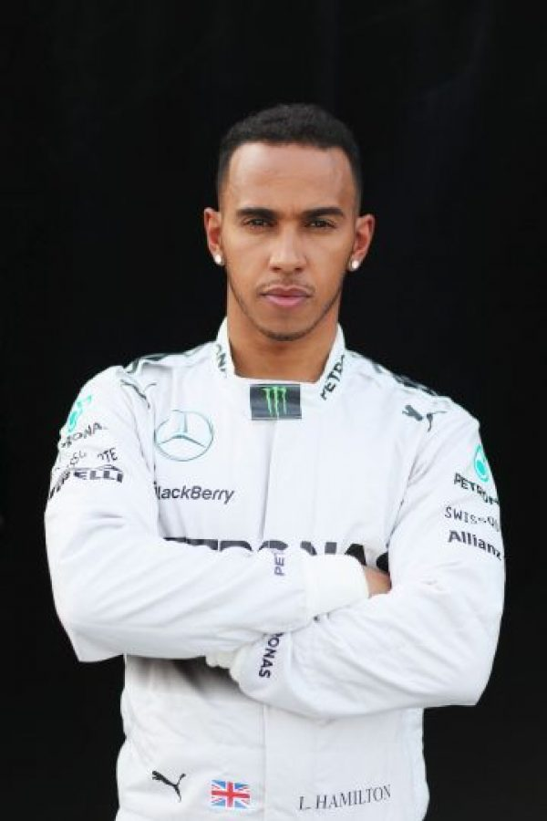 4. Lewis Hamilton Foto:Getty Images
