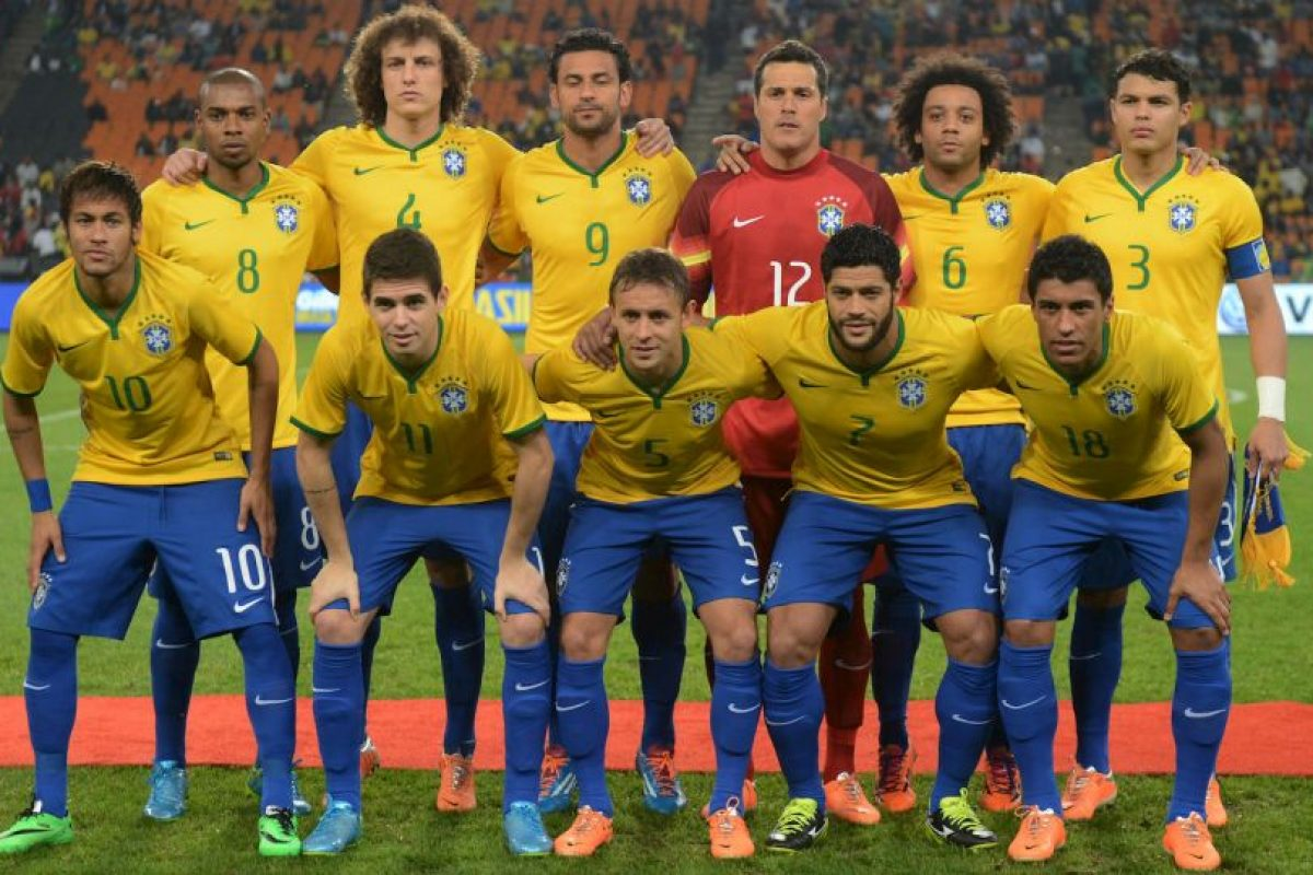 BRASIL / DT Dunga Foto:Getty Images