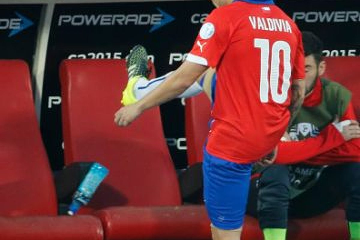 3. Jorge Valdivia vs. Jorge Sampaoli. Foto:Getty Images