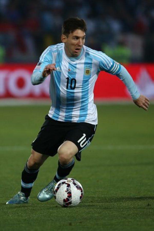 """""""Hubo un ensañamiento demasiado exagerado contra Messi. Acá es el único país que es blanco o negro. Argentina es el único lugar donde a Messi no se lo termina de reconocer"""", declaró el periodista argentino Mariano Closs. Foto:Getty Images"""