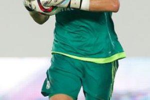 Kiko Casilla es el actual segundo portero del Real Madrid. Foto:Getty Images