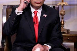 Y ahora está lleno de mensajes. Foto:vía Getty Images