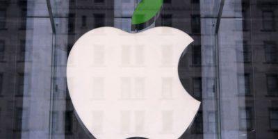 1) Apple 124 mil 200 millones de dólares Foto:Getty Images