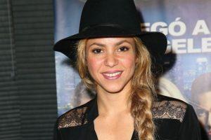 Shakira acaba de convertirse en madre por segunda vez. Foto:Getty Images
