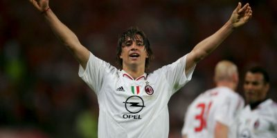 5. Hernán Crespo Foto:Getty Images