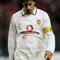 """Este delantero holandés, que jugó para el Manchester United y Real Madrid, fue tres veces el máximo goleador de la Champions League, pero sus 56 goles en 73 partidos no bastaron para que lograra ganar la """"Orejona"""". Se quedó dos veces en semifinales. Foto:Getty Images"""