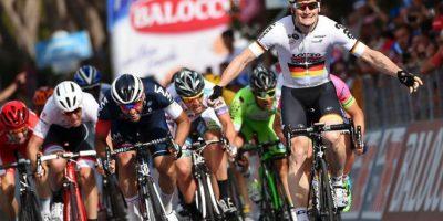 Alemán Greipel gana la sexta etapa, Contador sigue de líder