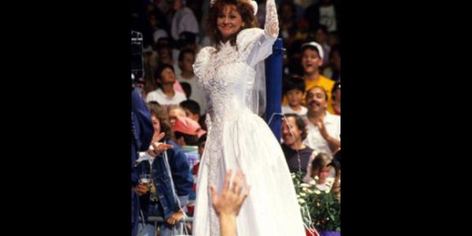 7. Miss Elizabeth Foto:WWE