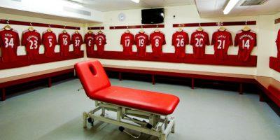Estadio: Anfield Foto:Flickr.com