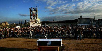 La mayoría de las ejecuciones normalmente se realizan en público. Foto:Getty Images
