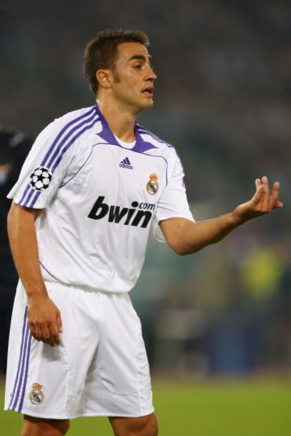 13. Fabio Cannavaro Foto:Getty Images