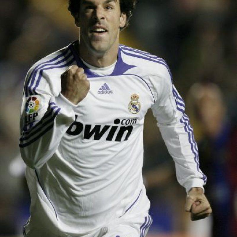 11. Ruud Van Nistelrooy Foto:Getty Images