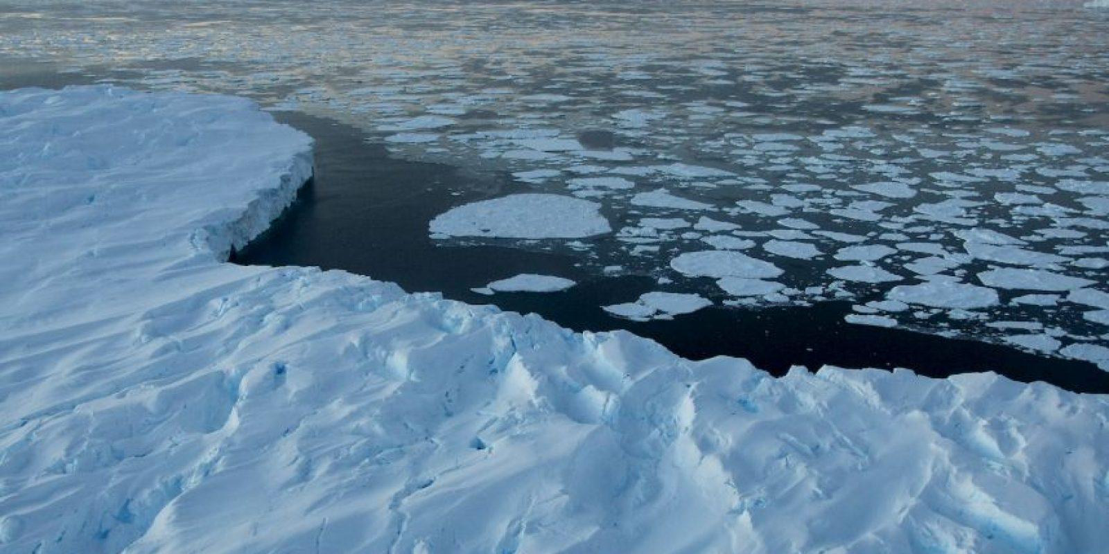 La Antártida es el continente sobre el cual se encuentra el Polo Sur Foto:Getty Images