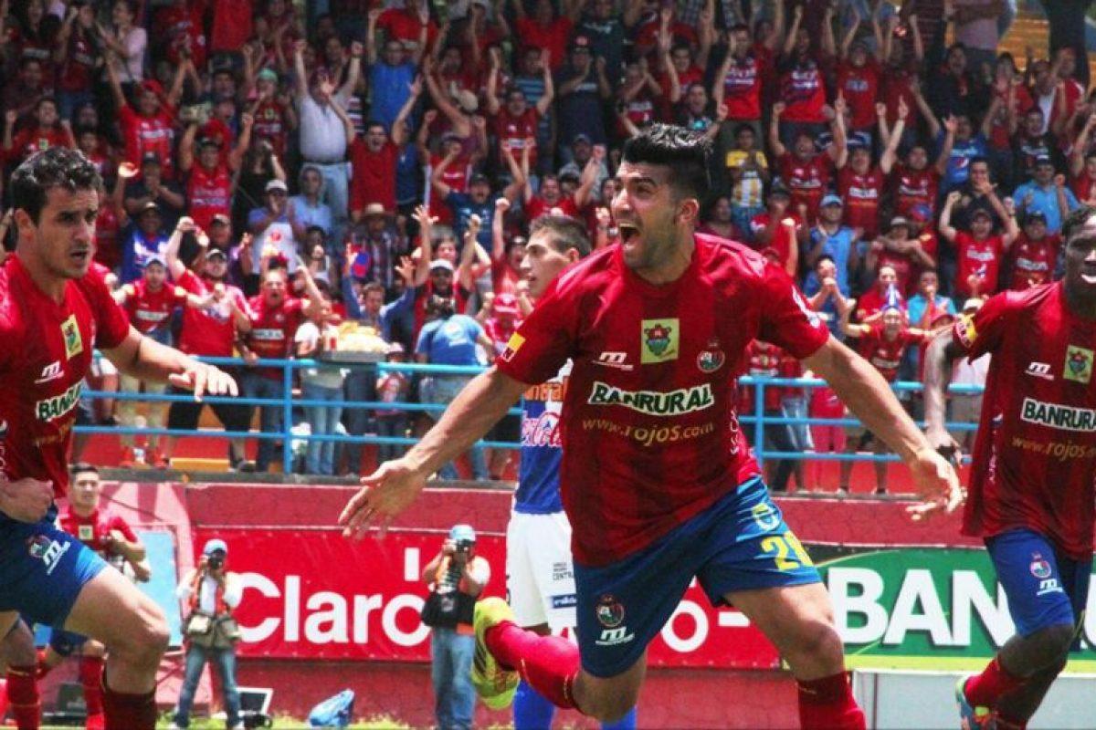 Los dos equipos más ganadores de títulos en la Liga Nacional volverán a verse en la final. Foto:rojos.com