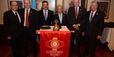 Club Rotario de la Ciudad celebra nueve décadas de fundación