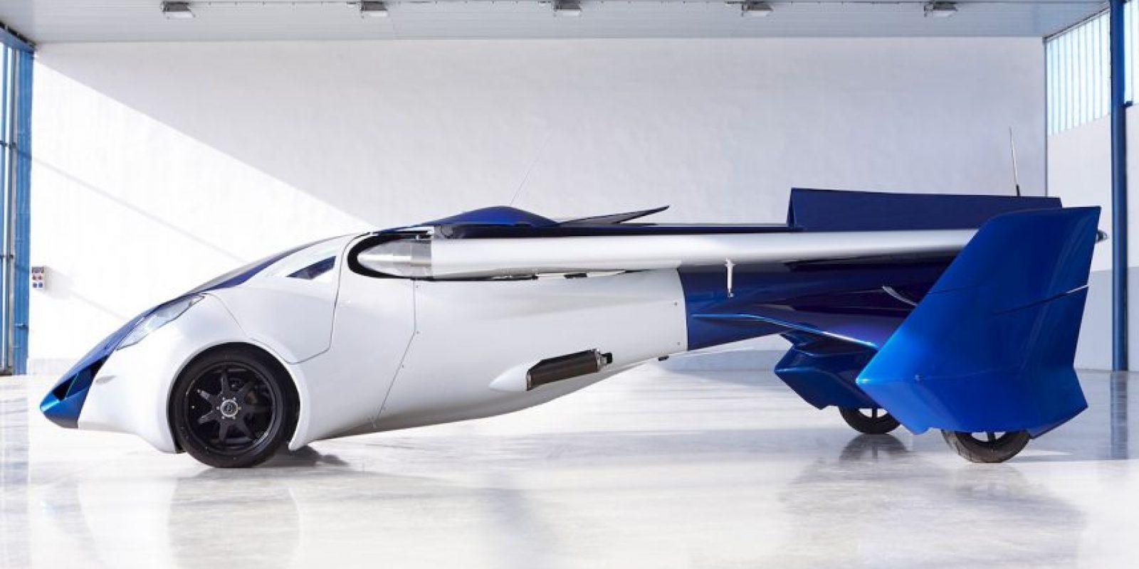 Foto:Vía www.aeromobil.com