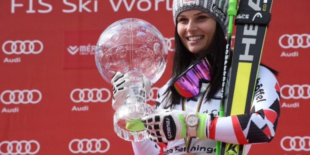 La esquiadora Anna Veith anuncia su vuelta a la Copa del Mundo