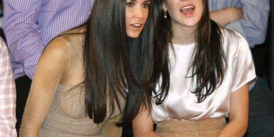 Demi Moore y Tallulah Willis Foto:Agencias