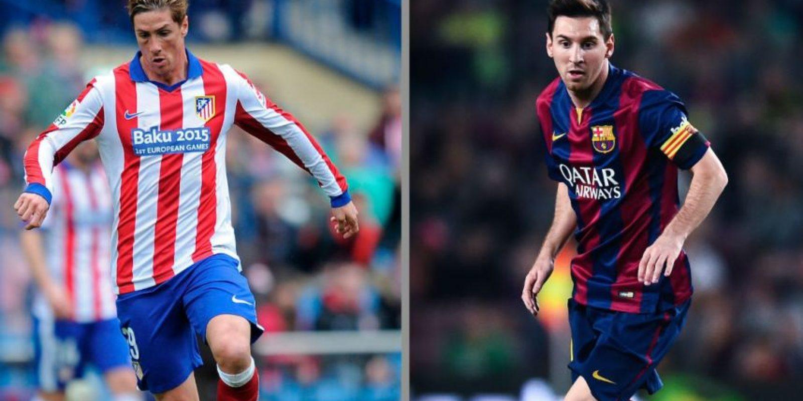 El duelo del que puede salir un nuevo campeón de la Liga española. Foto:Getty Images