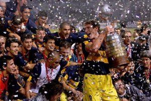 2. Boca Juniors (Argentina) Foto:AFP