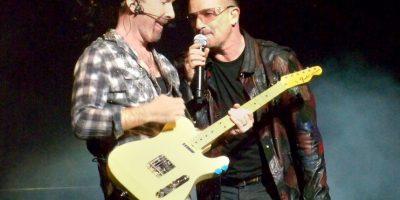 VIDEO. Así fue la caída del guitarrista de U2 del escenario