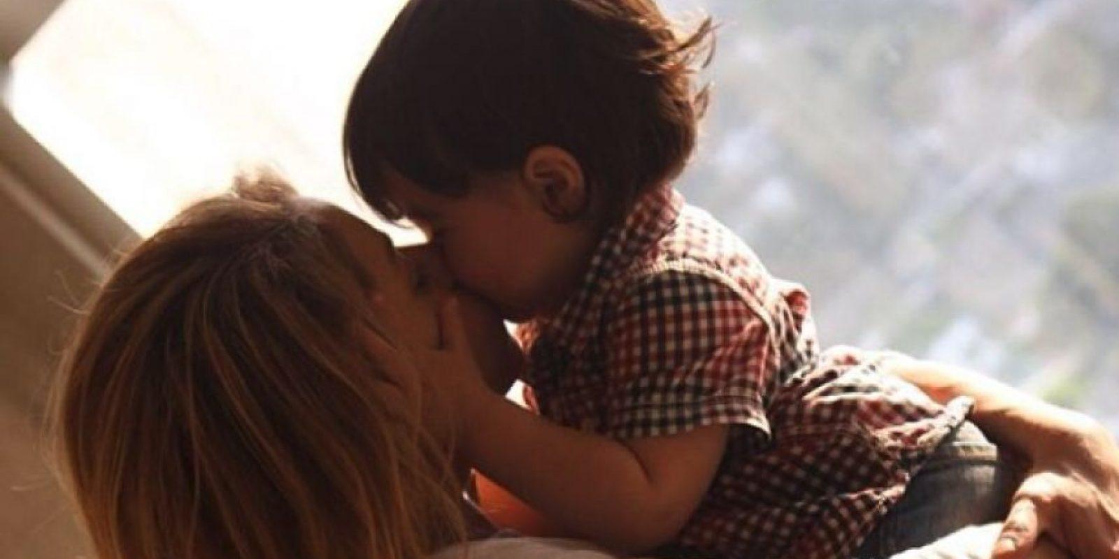 Milán, es el primer hijo de la pareja Foto:vía instagram.com/shakira